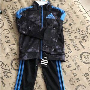 Brand new Adrian sweat suit